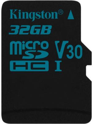 Флеш карта microSDHC 32Gb Class10 Kingston SDCG2/32GBSP Canvas Go w/o adapter флеш карта microsdhc 32gb class10 transcend ts32gusdhc10u1 ultimate