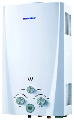 Водонагреватель проточный Edisson Flame F 20 D 10 л проточный водонагреватель zerten glass d 20