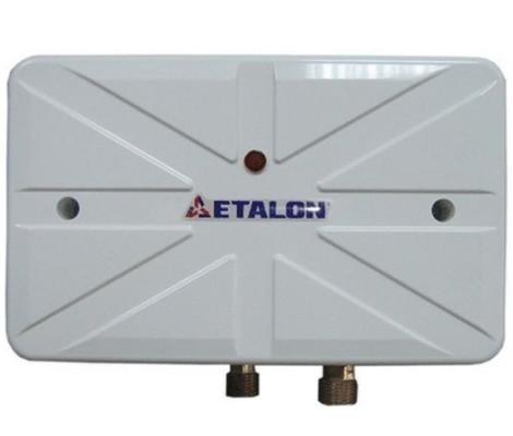 Водонагреватель проточный Etalon System 800 8000 Вт 6.5 л бензогенератор etalon epg 8000 на 6 квт