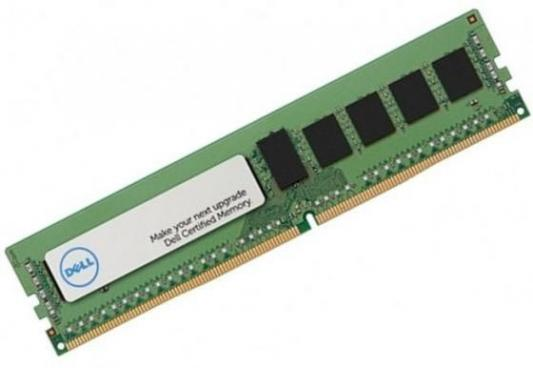 Оперативная память 16Gb (1x16Gb) PC4-19200 2400MHz DDR4 DIMM ECC Registered CL17 DELL 370-ACNU-1