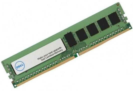 Оперативная память 16Gb (1x16Gb) PC4-21300 2666MHz DDR4 DIMM ECC Registered CL19 DELL 370-ADOR