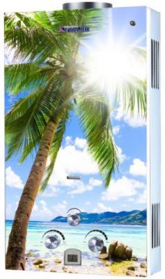 Водонагреватель проточный Etalon Y 10 GI (Пальма) 20000 Вт 10 л газовый водонагреватель etalon y 12 i