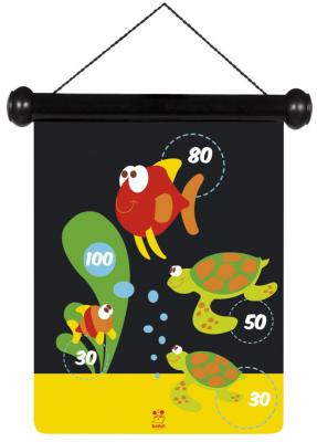 Купить Спортивная игра SCRATCH дартс Морская жизнь, 240x300 мм, Спортивные детские игры