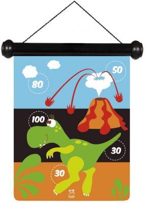 Купить Спортивная игра SCRATCH дартс Динозавры, 240x300 мм, Спортивные детские игры