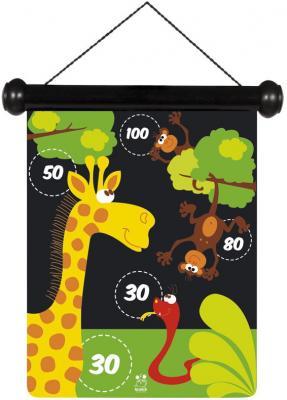 Купить Спортивная игра SCRATCH дартс Зоопарк, 300x240x15 мм, Спортивные детские игры