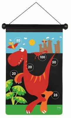 цена Спортивная игра SCRATCH дартс Динозавры