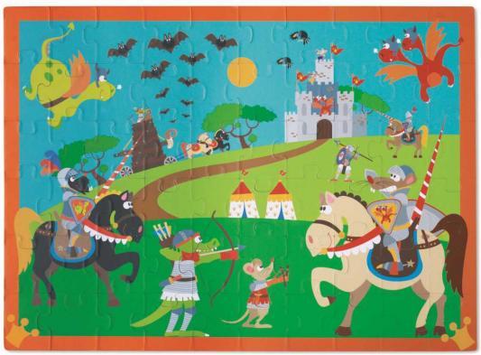 Купить Пазл SCRATCH 6182089 Рыцарский бой, Пазлы-картины