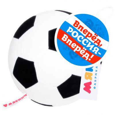 Попрыгун МЯКИШИ Футбольный мяч 1 разноцветный от 1 года 439