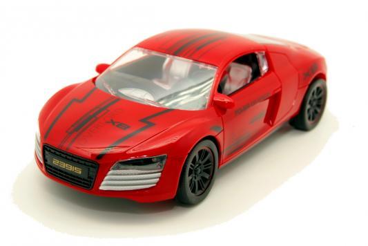 Машинка на радиоуправлении Balbi Спорткар 1:16 красный от 5 лет пластик, металл CS-1601 RA автомобиль balbi спорткар 1 16 белый от 5 лет пластик металл rcs 1601 wa