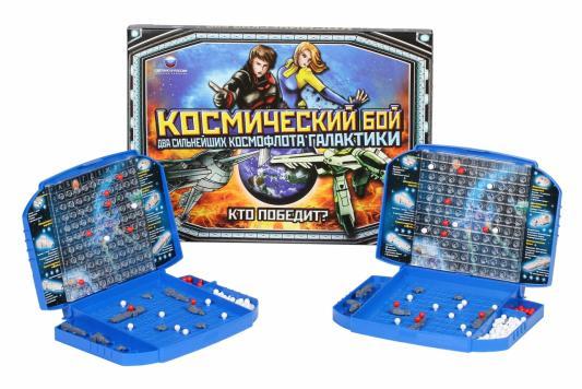Настольная игра Биплант логическая Космический бой