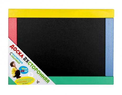 Двусторонняя доска для рисования Десятое Королевство 01893 двусторонняя доска для рисования play smart доска знаний a553 h27027