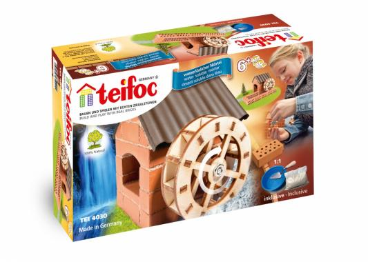 все цены на Конструктор TEIFOC Водяная мельница TEI 4030 онлайн