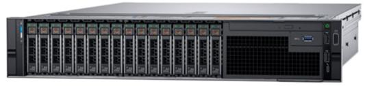 "Сервер Dell PowerEdge R740 2xSilver 4110 2x16Gb x8 1x1.2Tb 10K 3.5"" SAS RW H730p LP iD9En 5720 4P 2x750W 3Y PNBD (R740-3547)  - купить со скидкой"