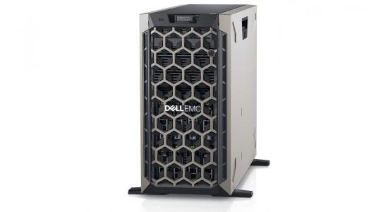 Сервер Dell PowerEdge T440 2xGold 5118 2x32Gb x8 1x1Tb 7.2K 3.5 SATA H730p FP iD9En 1G 2P 2x495W 3Y PNBD (T440-1004)