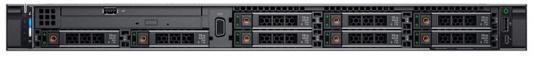Сервер Dell PowerEdge R440 2xBronze 3106 2x16Gb 2RRD x8 2.5 RW H330 LP iD9En 1G 2P 2x550W 3Y PNBD (210-ALZE-12)