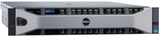"Сервер Dell PowerEdge R730 2xE5-2630v4 24x16Gb 2RRD x8 3.5"" RW H730 iD8En 5720 4P 2x750W 3Y PNBD TPM (210-ACXU-319) сервер intel original r1208wt2gsr 2xe5 2630v4 8x150gb 2 5"