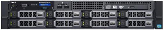 Сервер Dell PowerEdge R730 1xE5-2620v4 1x16Gb x8 . RW H730 iD8En 5720 4P 1x750W 3Y PNBD (210-ACXU-321)