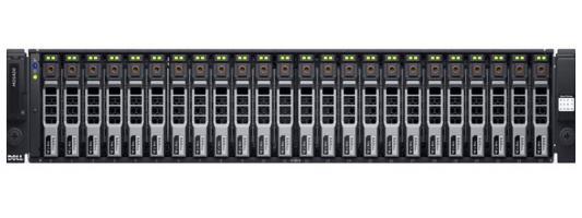 Дисковая полка Dell MD1420 x24 2.5 2x600W PNBD 3Y (210-ADBP-8) дисковая полка dell pv md1220 210 30718 41
