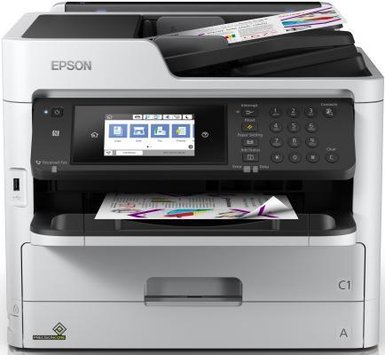 Фото - Epson WorkForce Pro WF-C5790DWF C11CG02401 компактный фотопринтер epson workforce wf 100w