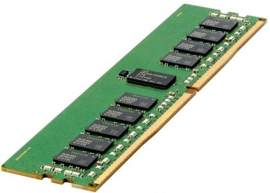 Оперативная память 8Gb (1x8Gb) PC4-21300 2666MHz DDR4 DIMM ECC Registered CL19 HP 876181-B21 оперативная память 8gb 1x8gb pc4 21300 2666mhz ddr4 dimm ecc registered cl19 hp 815097 b21