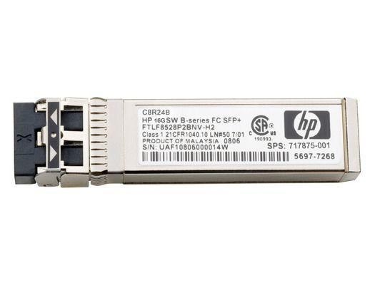 Трансивер HPE MSA 2050 16Gb FC SW SFP 4 pack XCVR (C8R24B)
