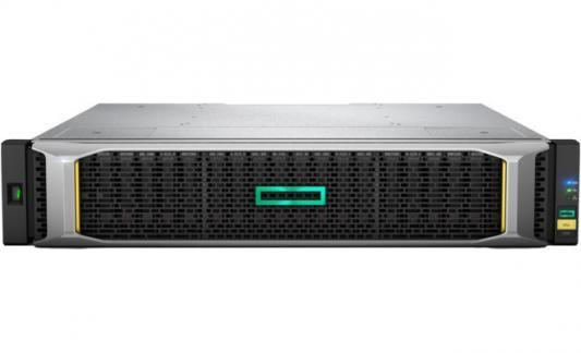 Сетевое хранилище HP MSA 2050 (Q1J01A) 24x2,5 цены онлайн