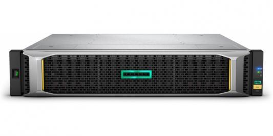 Сетевое хранилище HP MSA 2050 (Q1J29A) 24x2,5 цены онлайн