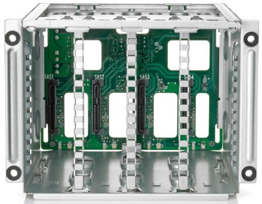 Корзина для жестких дисков HPE 874567-B21 ML350 Gen10 4LFF Non Hot Plug Drive Kit