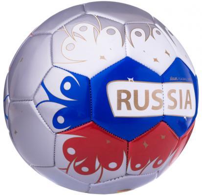 Мяч футбольный JOGEL Russia