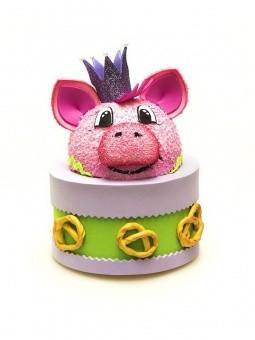 Набор для творчества Волшебная мастерская Шкатулка Принцесса Нюша от 8 лет игрушки для ванны умка книга пищалка для ванны учим цвета