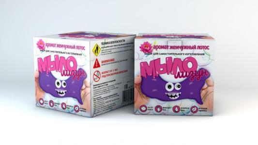 Набор для опытов Инновации для детей Мыло-лизун.Жемчужный лотос набор для опытов инновации для детей 835 мыло лизун тропический фреш