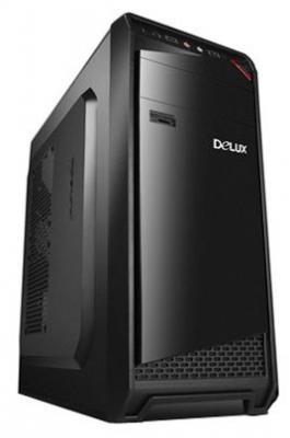 MidiTower DELUX DW605, 450W (черный) ATX 2.03, Tac 1.1