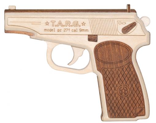 Конструктор Targ Сборная деревянная модель PM-9mm 9mm industrial endoscopic inspection extension tube
