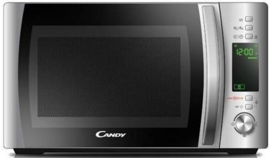 Микроволновая печь Candy CMXW20DS 700 Вт серебристый чёрный