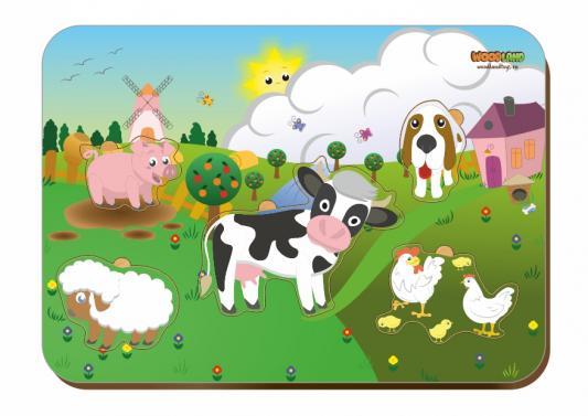 Рамка-вкладыш WOODLAND 011502 Уличные домашние животные рамка вкладыш woodland 011103 ёжик