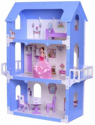 Купить Домик KRASATOYS 000262 для кукол Коттедж Екатерина, Аксессуары для кукол