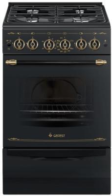 Газовая плита Gefest 5100-02 0183 черный