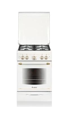 купить Газовая плита Gefest 5100-02 0185 белый по цене 18520 рублей