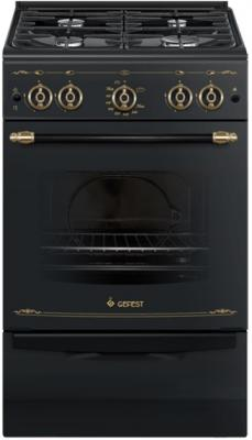 Газовая плита Gefest 5100-02 0187 черный газовая плита gefest 5100 02 0167