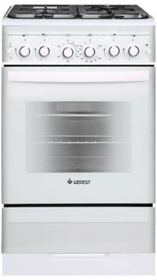 Газовая плита Gefest 5300-02 0040 белый газовая плита gefest пг 5300 02 0040