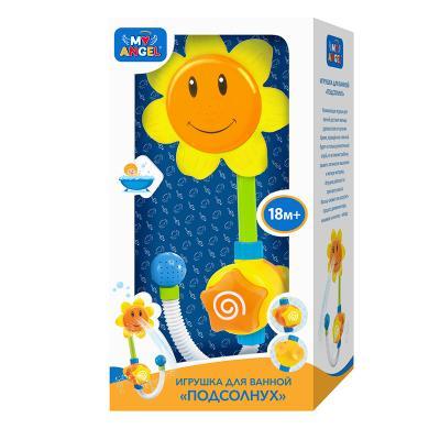 Купить Интерактивная игрушка MY ANGEL Подсолнух от 18 месяцев, разноцветный, 40.6 см, металл, пластик, унисекс, Интерактивные игрушки