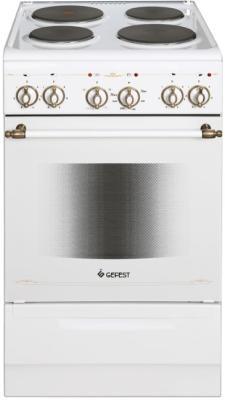 Электрическая плита Gefest 5140-01 0121 белый электрическая плита gefest 5140 01 белый