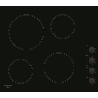 Варочная панель электрическая Ariston HR 629 C черный цены онлайн
