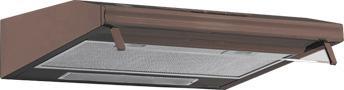 Вытяжка подвесная MBS Rumia 160 brown коричневый