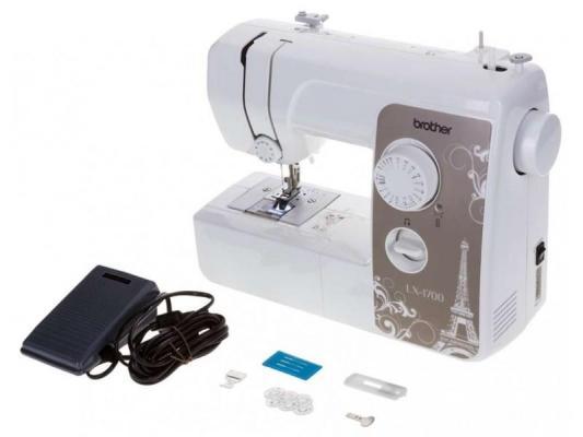 Brother LX-1700S швейн. маш. цена и фото