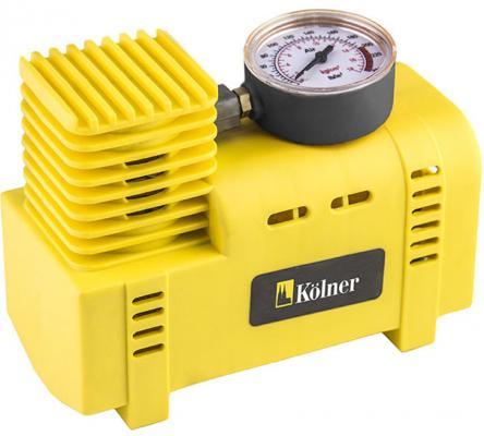 Компрессор KOLNER KCO 12/19 12В 3бар цилиндр19мм компрессор автомобильный kolner kco 12 19
