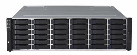 Сетевое хранилище Infortrend DS 1036RTCB-B 36x2,5 рэковое сетевое хранилище rack nas lenovo e1012 64111b2