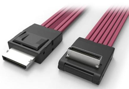 Фото - Кабель Intel AXXCBL470CVCR OCuLink (AXXCBL470CVCR 958258) кабель