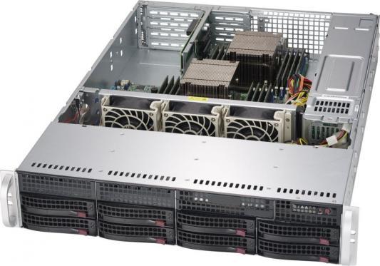 все цены на Корпус SuperMicro CSE-826TQ-R800LPB