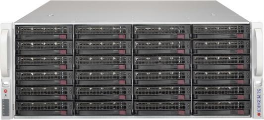 все цены на Корпус SuperMicro CSE-846BE2C-R1K03JBOD 2x1000W черный